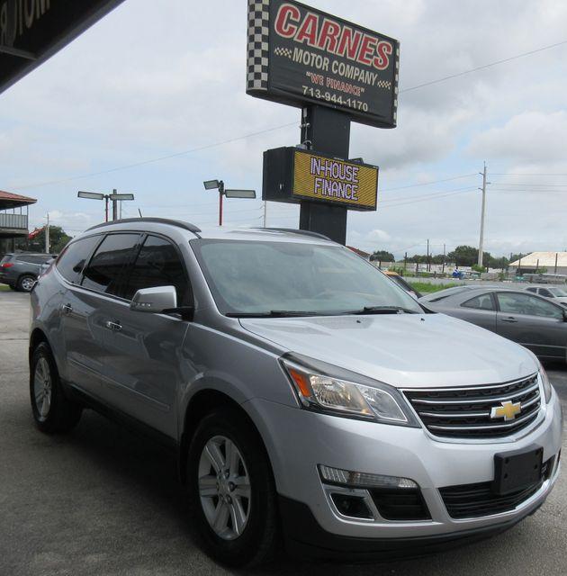 2014 Chevrolet Traverse LT south houston, TX 4