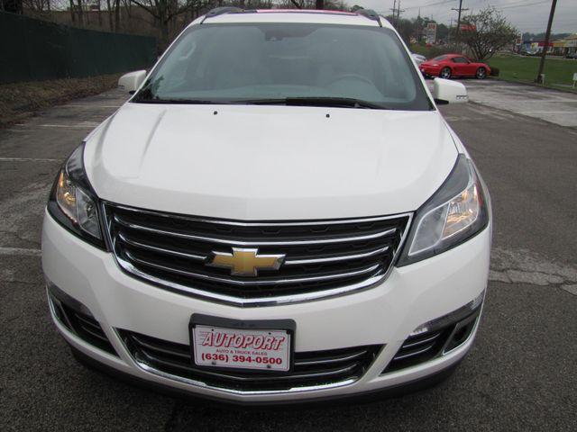 2014 Chevrolet Traverse LTZ St. Louis, Missouri 2