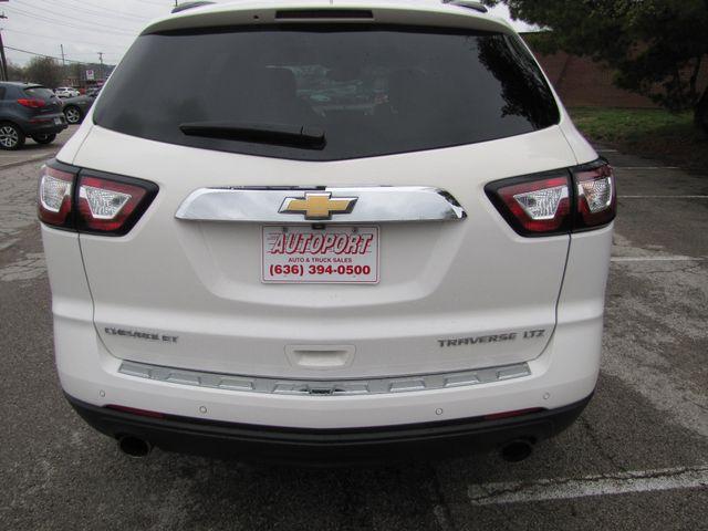 2014 Chevrolet Traverse LTZ St. Louis, Missouri 3