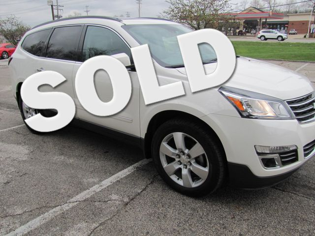 2014 Chevrolet Traverse LTZ St. Louis, Missouri