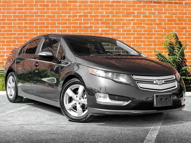 2014 Chevrolet Volt Premium Burbank, CA 1