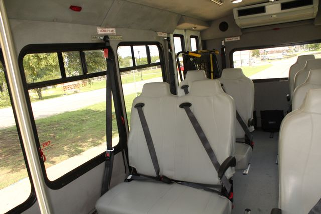 2014 Chevy Express G4500 StarTrans Senator 13 Passenger Shuttle Bus W/Lift Irving, Texas 13