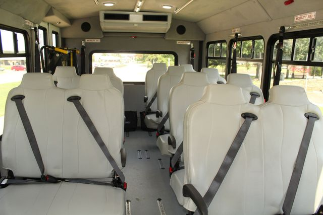 2014 Chevy Express G4500 StarTrans Senator 13 Passenger Shuttle Bus W/Lift Irving, Texas 15