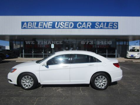 2014 Chrysler 200 LX in Abilene, TX