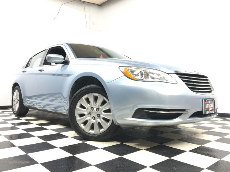 2014 Chrysler 200 *Affordable Financing* | The Auto Cave in Addison