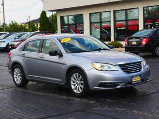2014 Chrysler 200 Touring   Champaign, Illinois   The Auto Mall of Champaign in Champaign Illinois