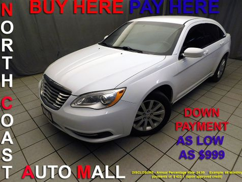 2014 Chrysler 200 TouringAs low as $999 DOWN in Cleveland, Ohio