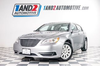2014 Chrysler 200 LX in Dallas TX