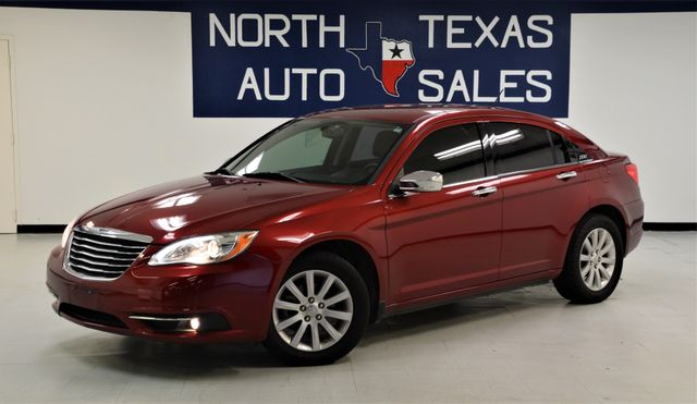 2014 Chrysler 200 Limited in Dallas, TX 75247