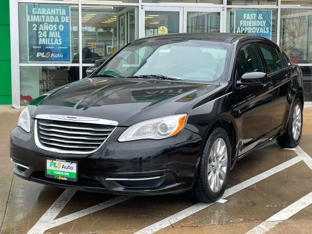 2014 Chrysler 200 LX in Dallas, TX 75237