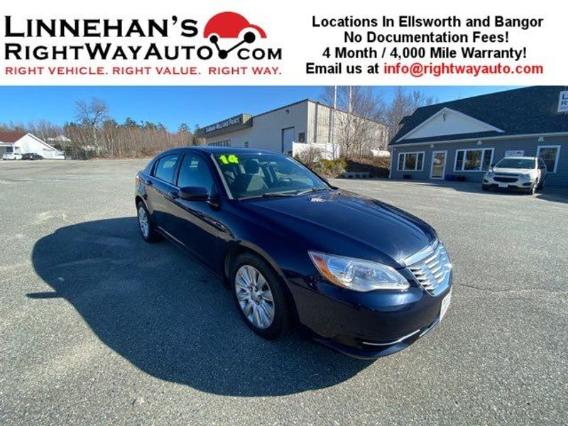 2014 Chrysler 200 LX  in Bangor, ME