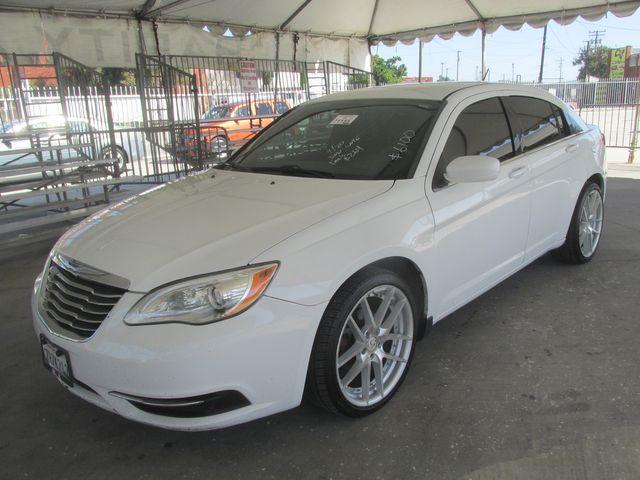 2014 Chrysler 200 LX Gardena, California