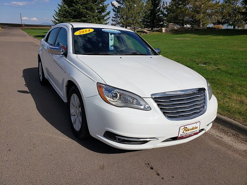 2014 Chrysler 200 Limited  city MT  Bleskin Motor Company   in Great Falls, MT
