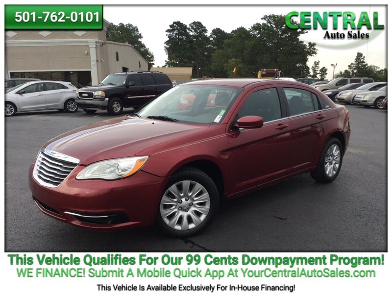 2014 Chrysler 200 LX | Hot Springs, AR | Central Auto Sales in Hot Springs AR