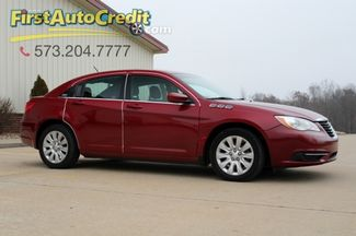 2014 Chrysler 200 LX in Jackson MO, 63755
