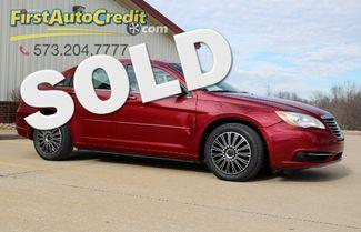 2014 Chrysler 200 LX in Jackson MO, 63755