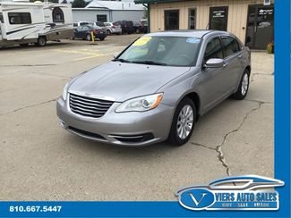2014 Chrysler 200 Touring in Lapeer, MI 48446