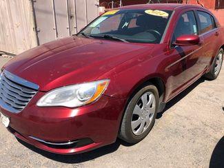2014 Chrysler 200 LX CAR PROS AUTO CENTER (702) 405-9905 Las Vegas, Nevada 1