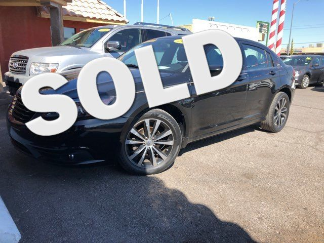 2014 Chrysler 200 Touring CAR PROS AUTO CENTER (702) 405-9905 Las Vegas, Nevada