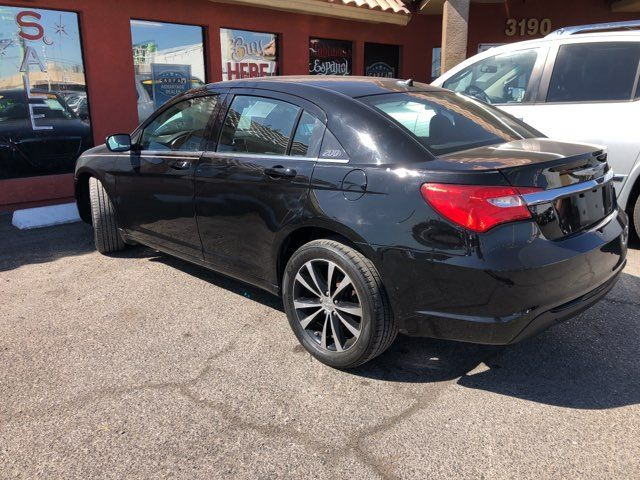 2014 Chrysler 200 Touring CAR PROS AUTO CENTER (702) 405-9905 Las Vegas, Nevada 2