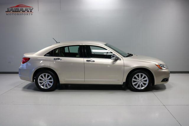 2014 Chrysler 200 Limited Merrillville, Indiana 39