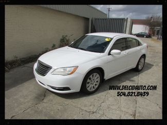 2014 Chrysler 200 LX, Guaranteed Credit Approval! Clean CarFax! in New Orleans Louisiana, 70119