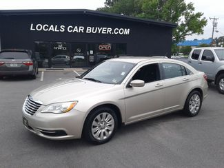 2014 Chrysler 200 LX in Virginia Beach VA, 23452