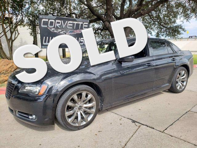 2014 Chrysler 300 300S Sedan Auto, Sunroof, NAV, Alloy Wheels 80k! | Dallas, Texas | Corvette Warehouse  in Dallas Texas