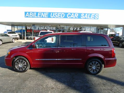 2014 Chrysler Town & Country S in Abilene, TX