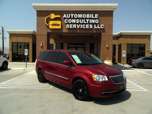 2014 Chrysler Town & Country Touring in Bullhead City Arizona, 86442-6452