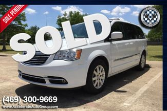 2014 Chrysler Town & Country Touring in Rowlett