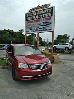 2014 Chrysler Town & Country in Harwood, MD