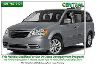 2014 Chrysler Town & Country in Hot Springs AR