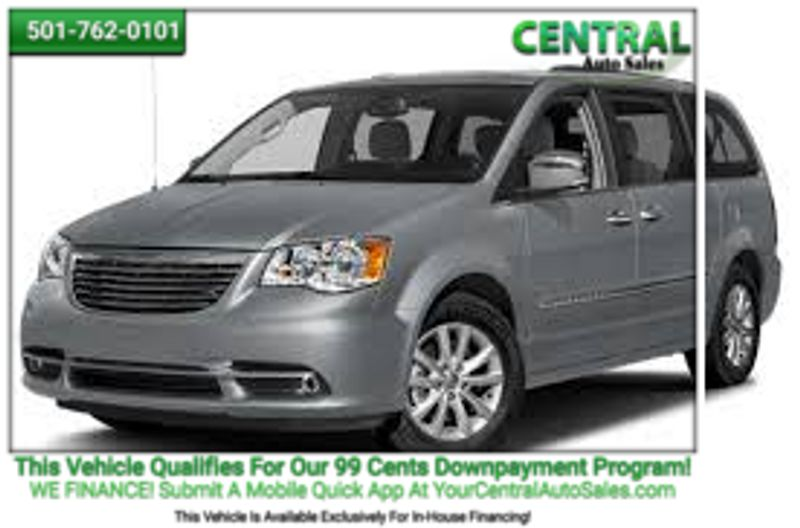 2014 Chrysler Town & Country Touring   Hot Springs, AR   Central Auto Sales in Hot Springs AR