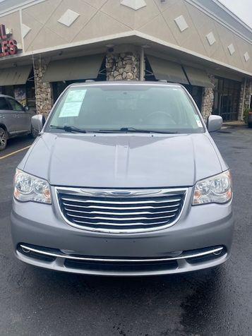 2014 Chrysler Town & Country Touring   Hot Springs, AR   Central Auto Sales in Hot Springs, AR