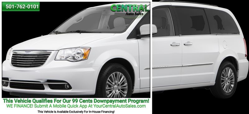 2014 Chrysler Town & Country Touring | Hot Springs, AR | Central Auto Sales in Hot Springs AR
