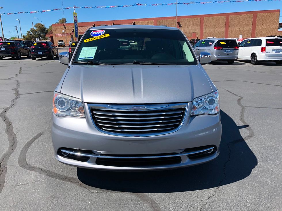 2014 chrysler town and country service manual