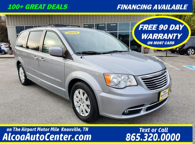 2014 Chrysler Town & Country Touring w/Leather/DVD