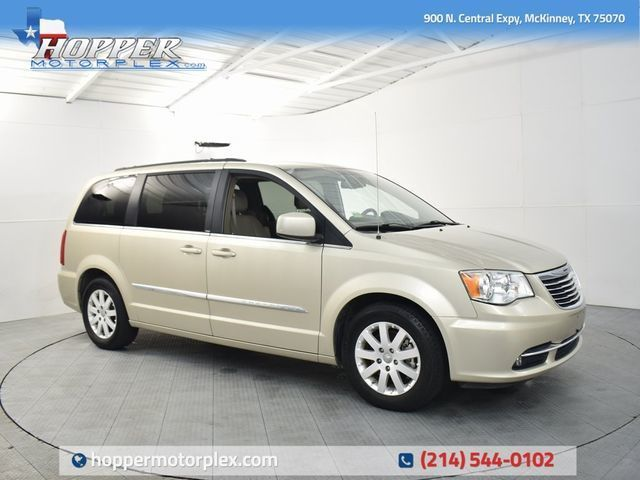 2014 Chrysler Town & Country Touring in McKinney, TX 75070