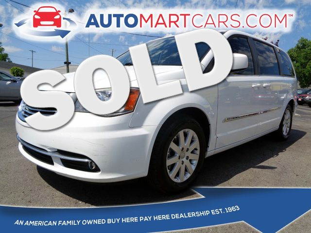 2014 Chrysler Town & Country Touring | Nashville, Tennessee | Auto Mart Used Cars Inc. in Nashville Tennessee