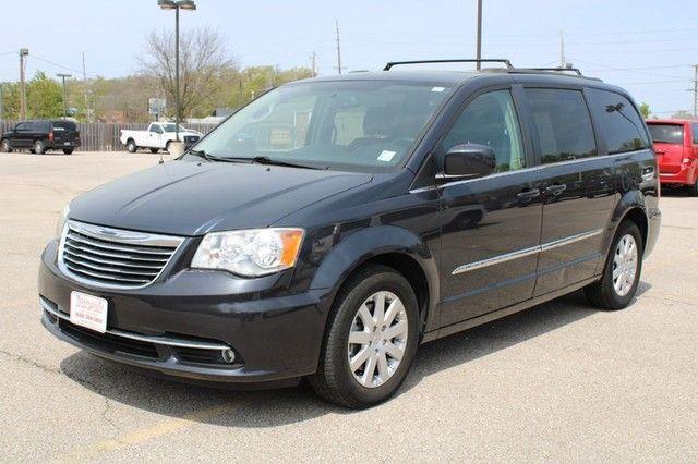 2014 Chrysler Town & Country Touring St. Louis, Missouri 2