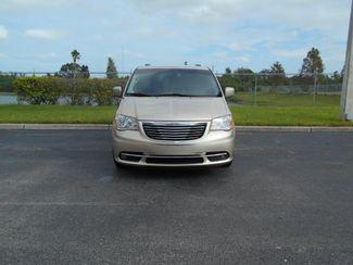 2014 Chrysler Town & Country Touring Wheelchair Van Pinellas Park, Florida 3