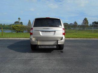 2014 Chrysler Town & Country Touring Wheelchair Van Pinellas Park, Florida 4