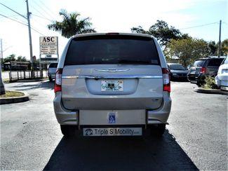 2014 Chrysler Town & Country Touring Wheelchair Van Handicap Ramp Van Pinellas Park, Florida 7