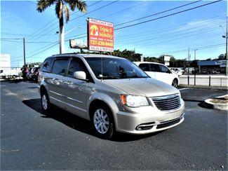 2014 Chrysler Town & Country Touring Wheelchair Van Handicap Ramp Van Pinellas Park, Florida 4