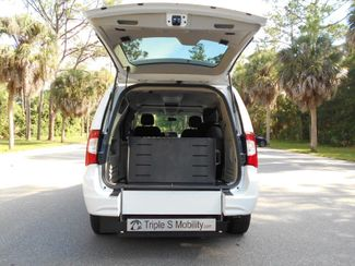 2014 Chrysler Town & Country Touring Wheelchair Van Handicap Ramp Van DEPOSIT Pinellas Park, Florida 5