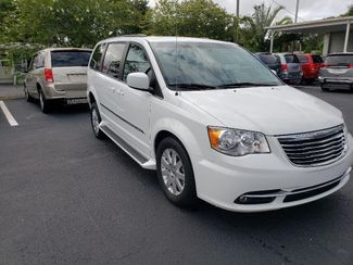 2014 Chrysler Town & Country Touring Wheelchair Van Handicap Ramp Van Pinellas Park, Florida 10