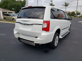2014 Chrysler Town & Country Touring Wheelchair Van Handicap Ramp Van Pinellas Park, Florida 12