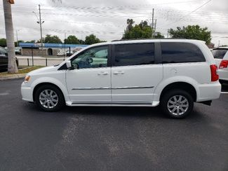 2014 Chrysler Town & Country Touring Wheelchair Van Handicap Ramp Van Pinellas Park, Florida 14