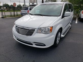 2014 Chrysler Town & Country Touring Wheelchair Van Handicap Ramp Van Pinellas Park, Florida 15